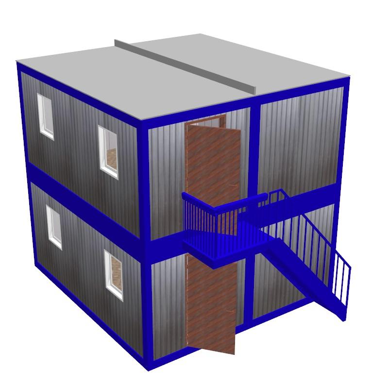 модульный блок